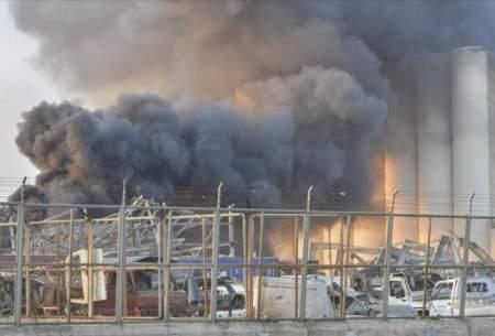 تاثیر انفجار بیروت بر فلسطینیها