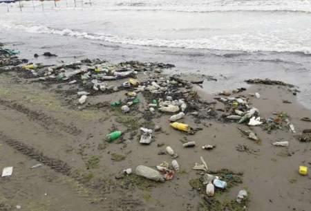 «زباله» نفس دریای خزر را به شماره انداخته است