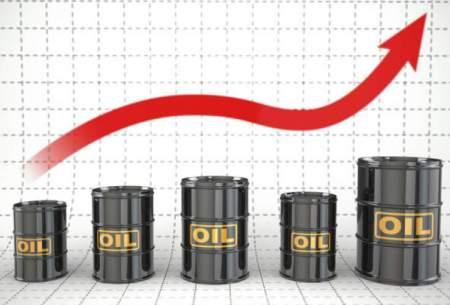 قیمت نفت در بالاترین رکورد ۵ ماهه ایستاد