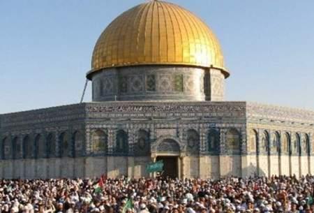 نماز در مسجدالاقصی برای اماراتیها حرام است
