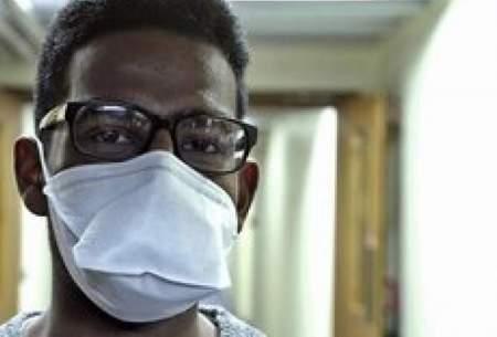 ماسکی که باکتریها و ویروسها را از بین میبرد