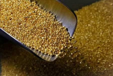 صعود کم رمق طلا در بازارهای جهانی