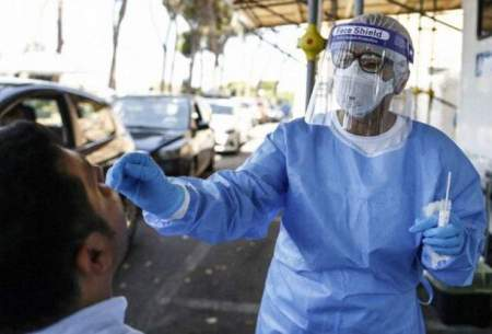 جهش آمار ابتلا به ویروس کرونا در فرانسه