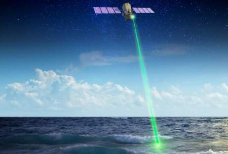 ناسا با لیزر به فضا اطلاعات می فرستد