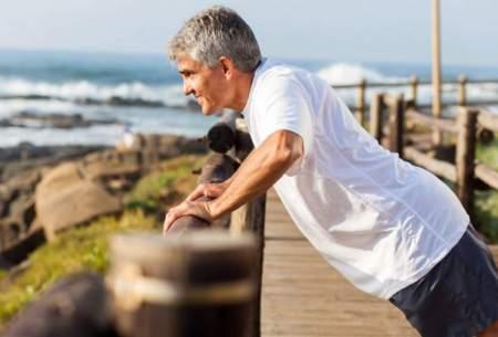 چند توصیه سلامتی به مردان