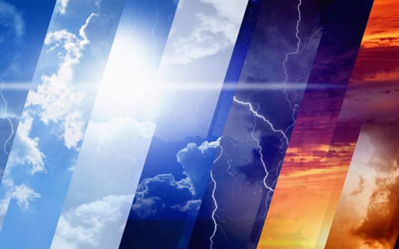 وضعیت آب و هوا؛ هوا خنک تر می شود