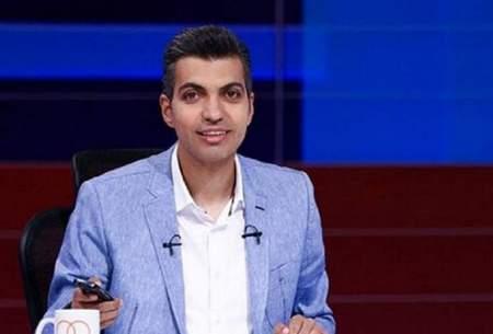 عادل فردوسیپور در شبکه ورزش/عکس