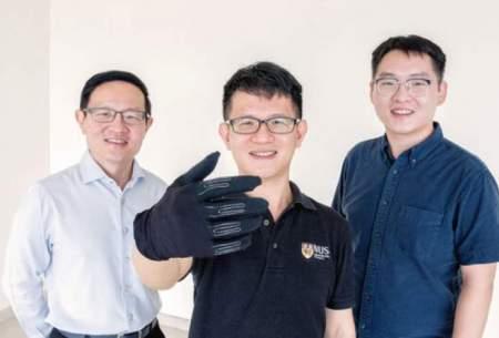 انجام بازیهای ویدیویی با دستکش هوشمند