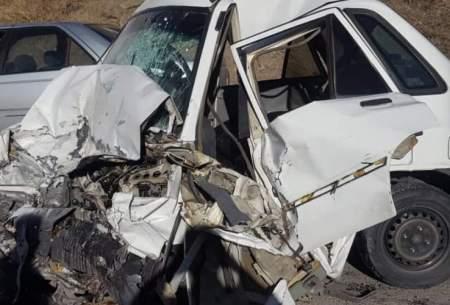 فوت ۵ نفر در تصادف جاده سرچم به اردبیل