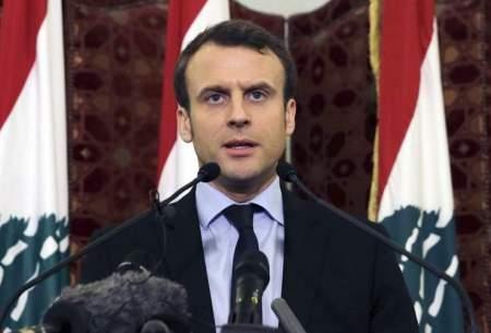 نقشه راه ماکرون برای اصلاحات در لبنان