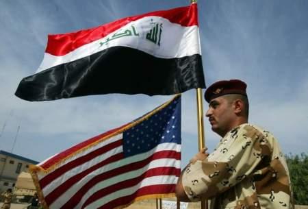 خروج یك سوم نیروهای آمریكا از عراق