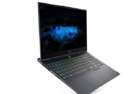عرضه لپ تاپ بازی لنوو با وزن کمتر از ۲ کیلوگرم