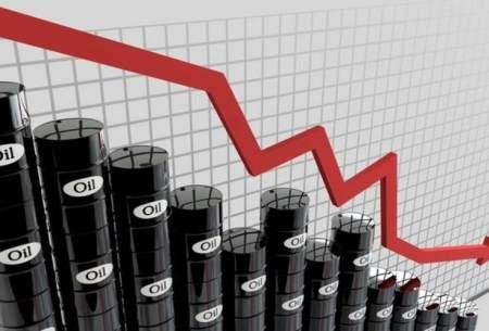 علت سقوط یکباره قیمت نفت