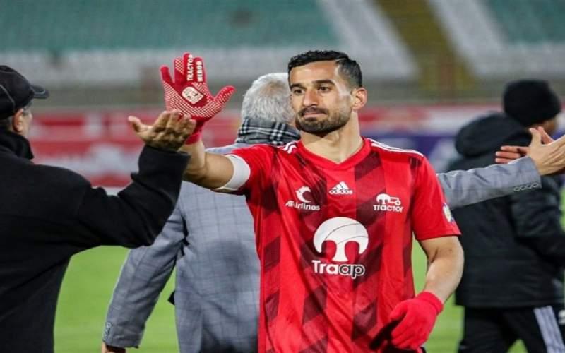 چالش حاج صفی برای پیوستن به تیم یونانی