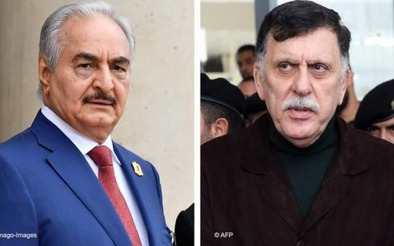 توافق بر سر تقسیم قدرت در لیبی