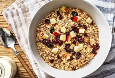 صبحانه خوشمزهای که شما را یک ماهه لاغر میکند