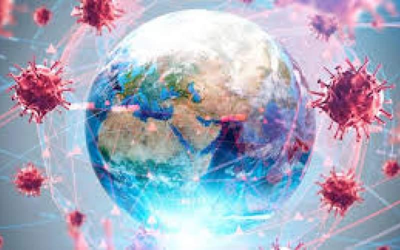 آمار کرونا در جهان تا ۲۲ شهریور/اینفوگرافیک