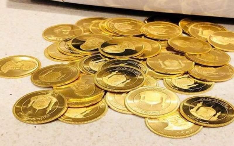حباب سکه به یک میلیون تومان رسید