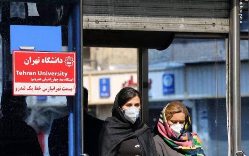 تهران، چهارراه تبادل ویروس کرونا در کشور