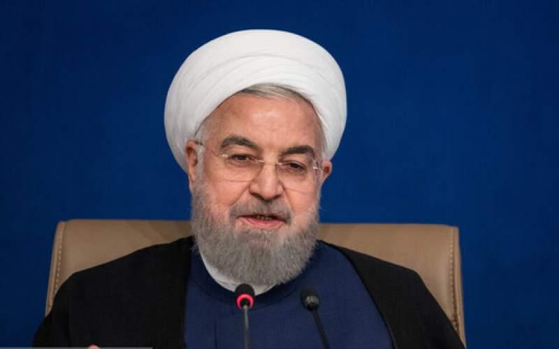 روحانی پیروزی شنبه و یکشنبه را تبریک گفت