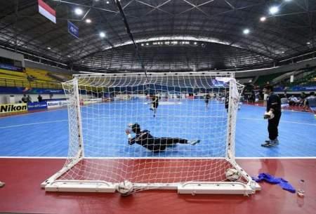 جام باشگاههای فوتسال آسیا ۲٠۲٠ لغو شد