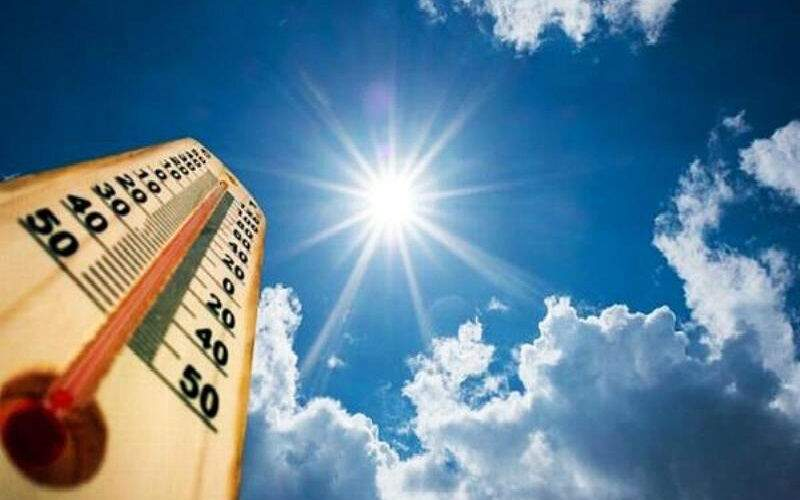 دمای هوای تهران گرمتر میشود