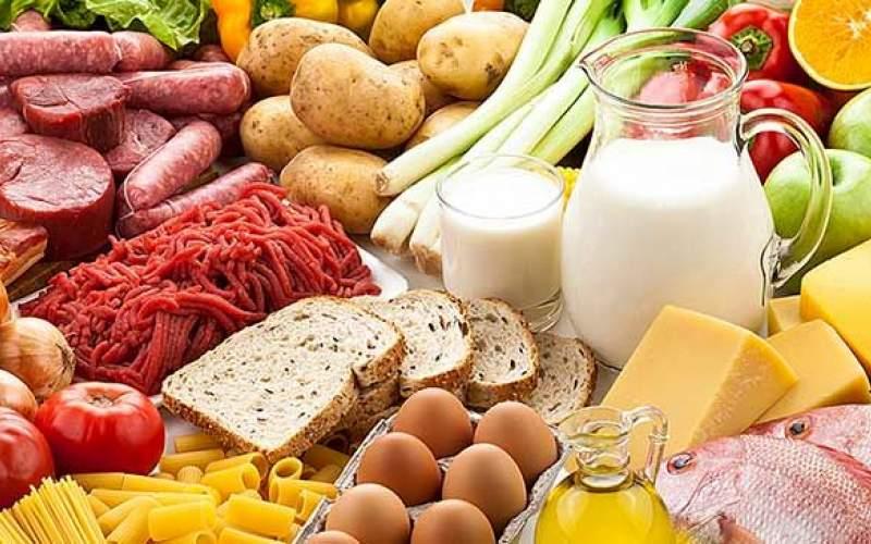مواد خوراکی چقدر گران شدند؟/اینفوگرافیک