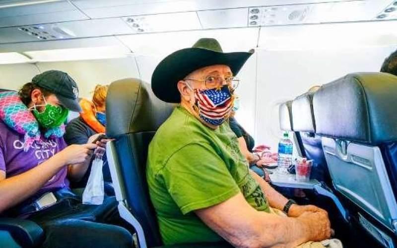 امکان انتقال ویروس کرونا در هواپیما