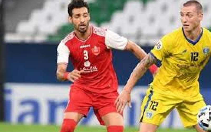 تیم منتخب هفته چهارم لیگ قهرمانان آسیا