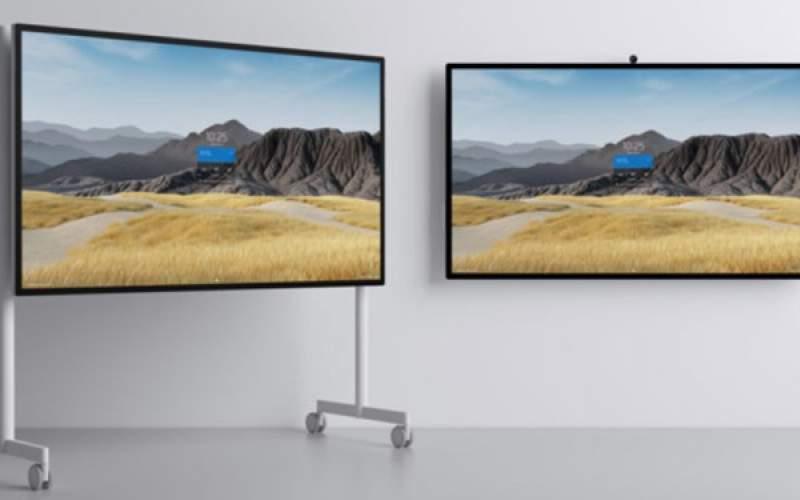 مایکروسافت از تولید نمایشگر 85 اینچی خبر داد