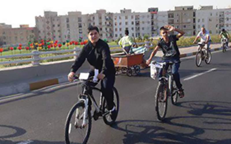 تهرانیها روزانه چقدر دوچرخه سورای میکنند؟