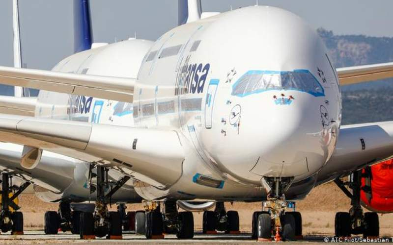 تاثیرات بحران کرونا بر شرکتهای هواپیمایی