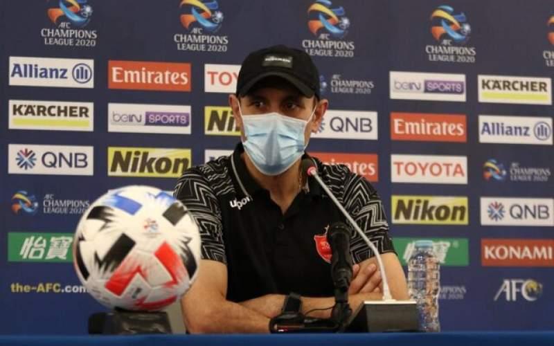 گلمحمدی: بازیکنانم با تمرکز بازی کردند
