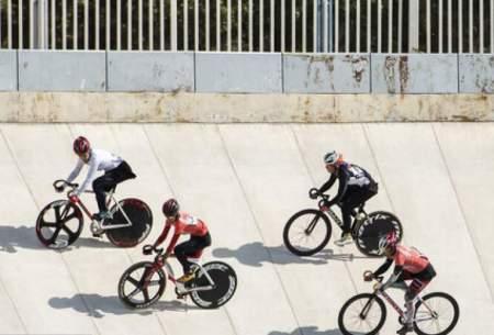 رکوردشکنی در لیگ برتر دوچرخه سواری بانوان