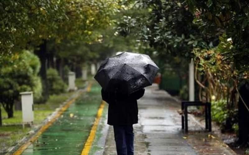 کاهش ۶ تا ۱۰درجهای دمای هوای کشور