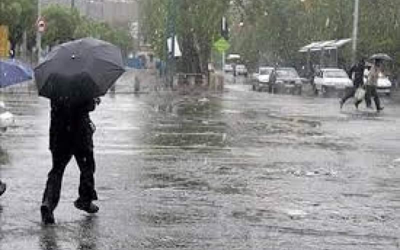 شدت بارشها در ۶ استان «پرخطر» است