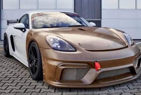 تولید خودرو با مواد اولیه تجدید پذیر