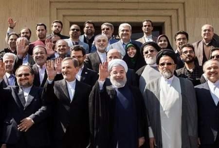 چه کسانی مسئول عملکرد دولت روحانی هستند؟