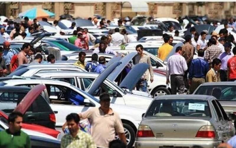 سربالایی قیمت در بازار خودرو؛ ۲۰۰۸ میلیاردی شد