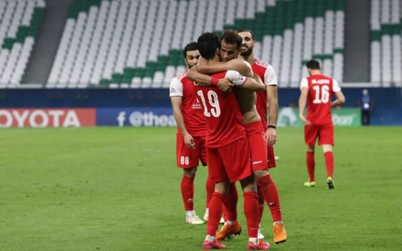 پرسپولیس دومین تیم برتر آسیا شد