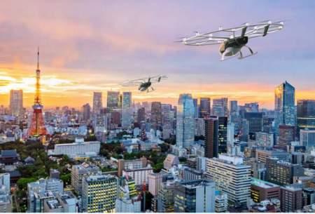ژاپن صاحب سرویس تاکسی هوایی می شود