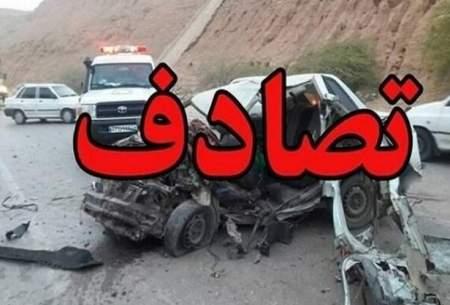تصادف در محوردهلران-مهران ۳ کشته برجای گذاشت