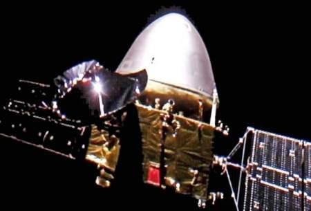 نخستین سلفی تیانوان-1 در فضا ثبت شد