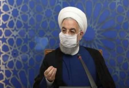 روحانی: شرایط اقتصادی ما از آلمان هم بهتراست!