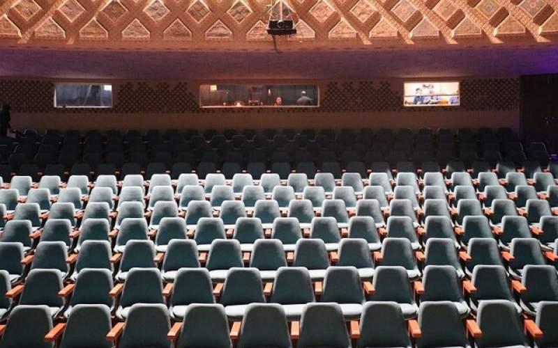 تعطیلی یک هفتهای سالنهای سینما و تئاتر