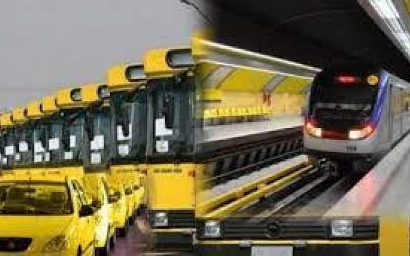 افزایش نرخ بلیت مترو و اتوبوس تصویب شد