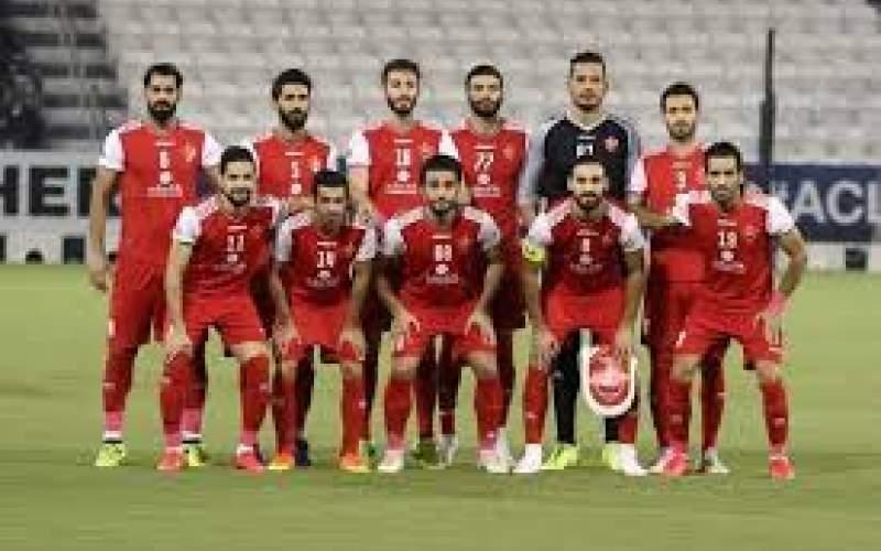 پرسپولیسیها در آستانه رسیدن به جام آسیایی