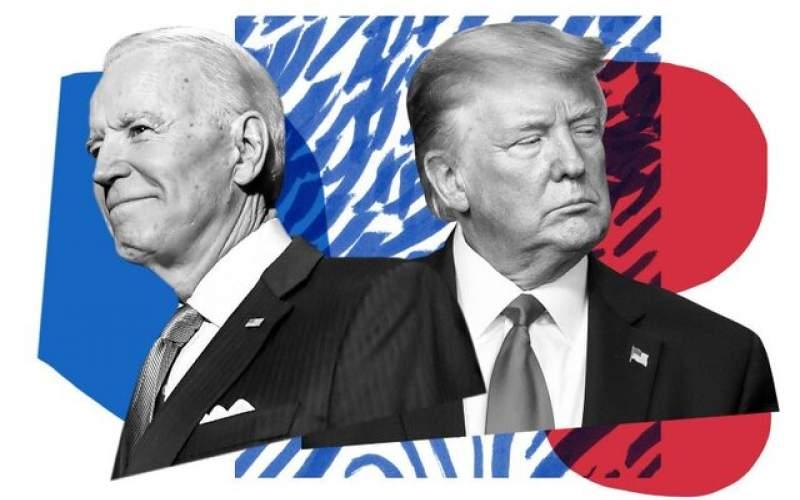 ترامپ مناظره مجازی با بایدن را نپذیرفت