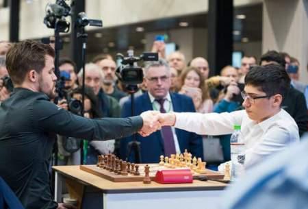 پیروزی شگفتانگیز نابغه ایرانی شطرنج