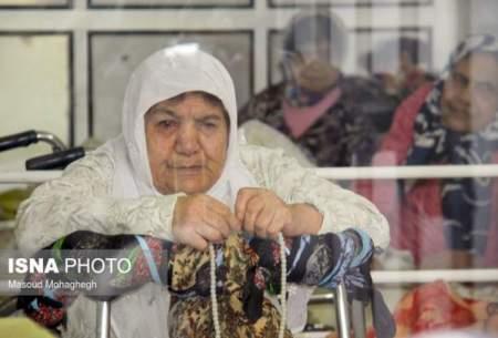سالمندان ایرانی زندگی فعال ندارند
